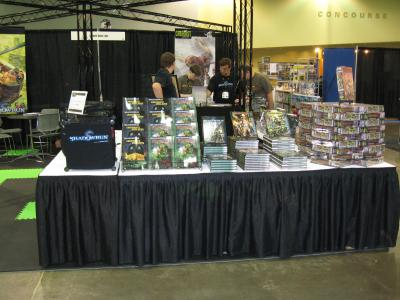 Picture of the Booth